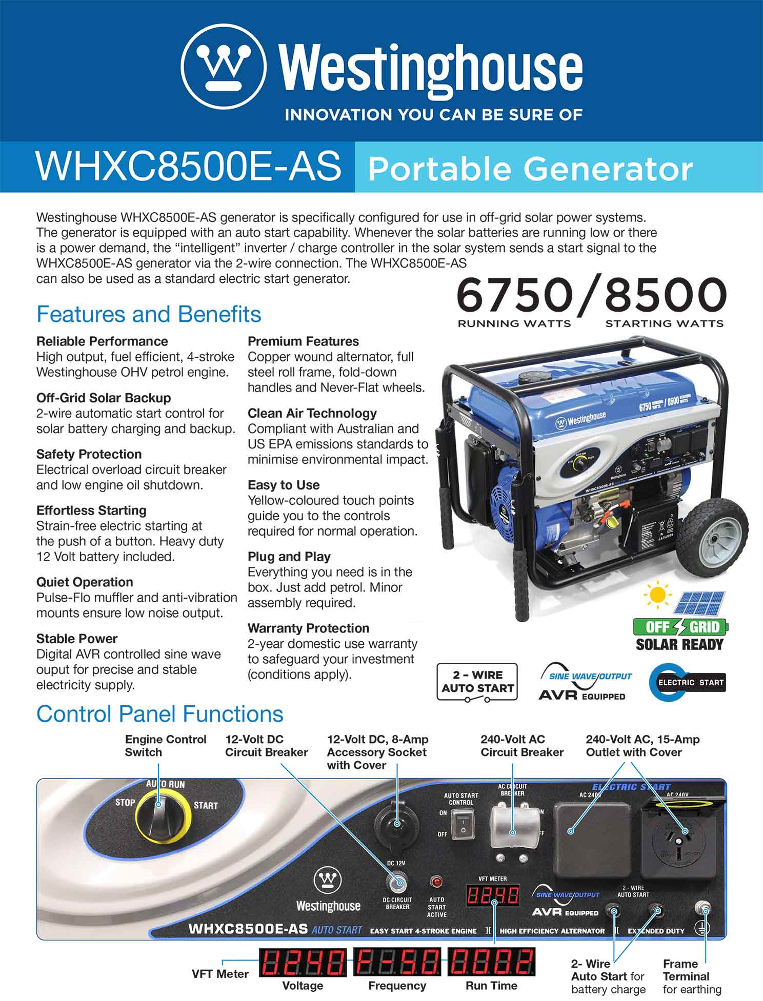 WHXC8500E-AS-1